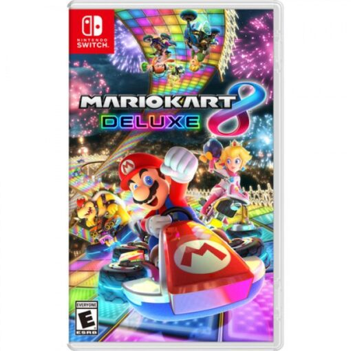 Nintendo Switch Game Mario Kart 8 Deluxe [English Only]